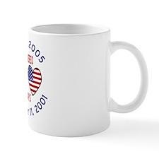 UK & USA Remembered Always C Mug