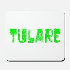 Tulare Faded (Green) Mousepad