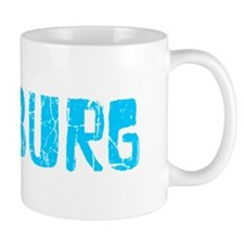 Hamburg Faded (Blue) Mug