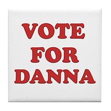 Vote for DANNA Tile Coaster