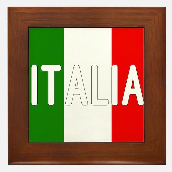 Italia Framed Tile