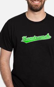 Retro Hamtramck (Green) T-Shirt