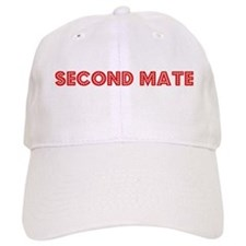 Retro Second Mate (Red) Hat