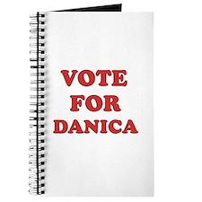 Vote for DANICA Journal