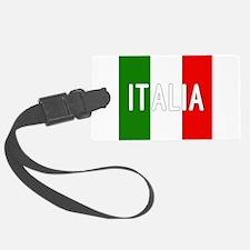 Italia Luggage Tag