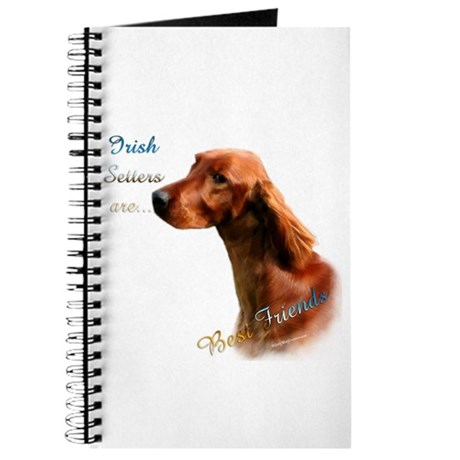 Irish Setter Best Friend 1 Journal