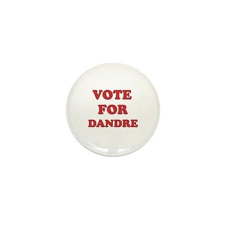 Vote for DANDRE Mini Button (10 pack)
