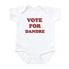 Vote for DANDRE Infant Bodysuit