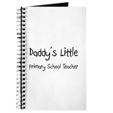 Daddy's Little Primary School Teacher Journal