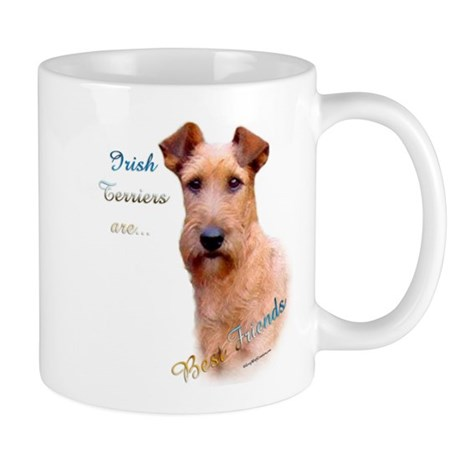 Irish Terrier Best Friend 1 Mug