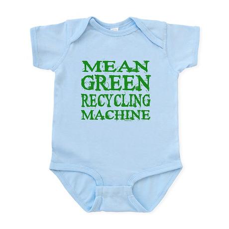 Mean Green Infant Bodysuit