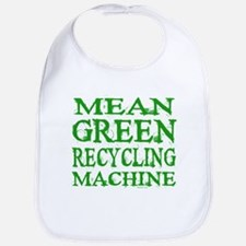 Mean Green Bib