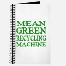 Mean Green Journal