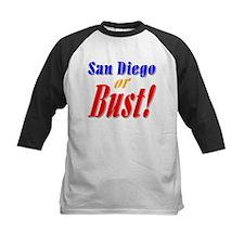 San Diego or Bust! Tee