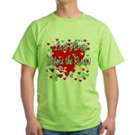 Last Fling Before the Ring Green T-Shirt