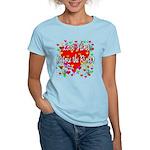 Wild Bachelorette Party Women's Light T-Shirt