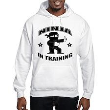 Ninja in Training Jumper Hoody