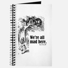 "Carroll ""All Mad"" Journal"