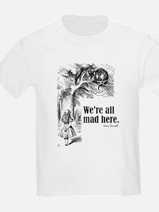 """Carroll """"All Mad"""" T-Shirt"""