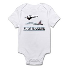 Cute Flanker Infant Bodysuit