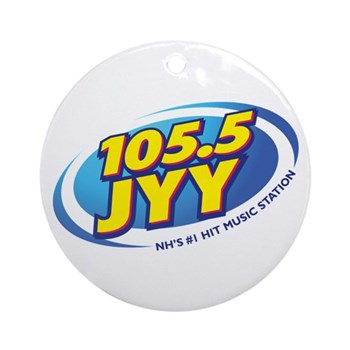 JYY Ornament (Round)