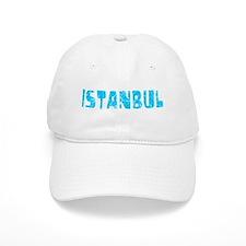 Istanbul Faded (Blue) Baseball Cap