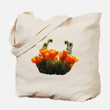 Helaine's Poppies 2 Tote Bag