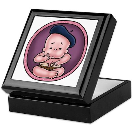 Womb-Beat Keepsake Box