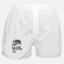 "Carroll ""Quotation"" Boxer Shorts"