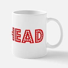 Retro Shithead (Red) Mug