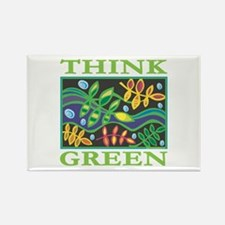 Environmental Rectangle Magnet (100 pack)