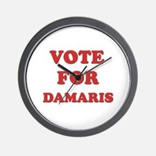 Vote for DAMARIS Wall Clock