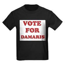 Vote for DAMARIS T
