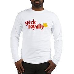 Geek Royalty Long Sleeve T-Shirt