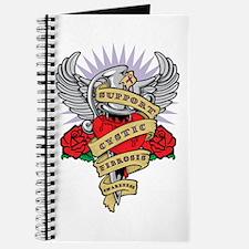 CF Dagger Tattoo Journal