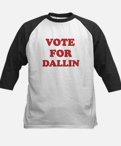 Vote for DALLIN Kids Baseball Jersey