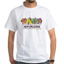 New Orleans Squares Shirt
