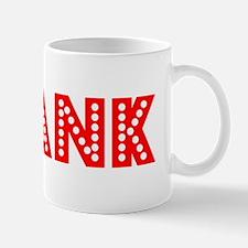 Retro Skank (Red) Mug