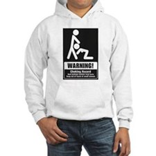 Warning Choking Hazard Hoodie