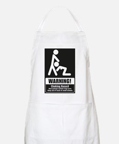 Warning Choking Hazard BBQ Apron