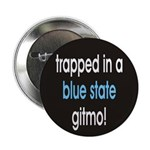 blue state gitmo Button