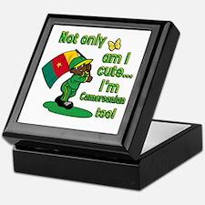 Cute and Cameroonian Keepsake Box