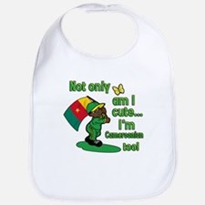 Cute and Cameroonian Bib