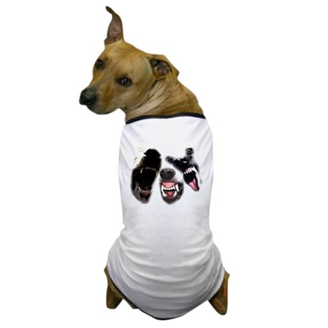 Growling Dog T-Shirt