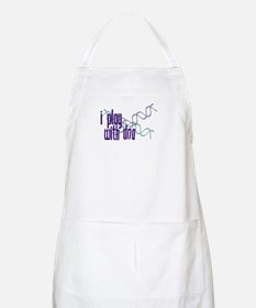 I Play with DNA BBQ Apron