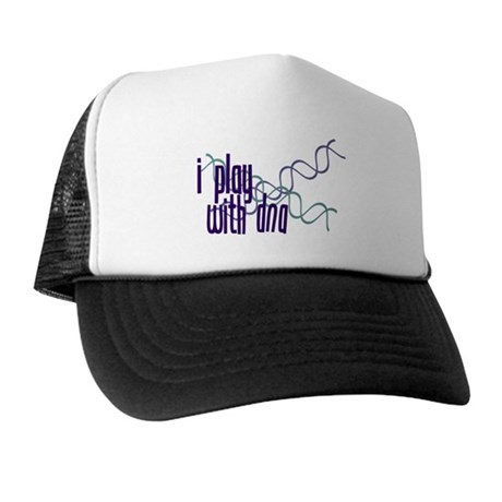 I Play with DNA Trucker Hat