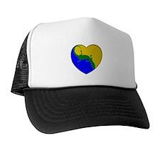 Karma Heart Trucker Hat