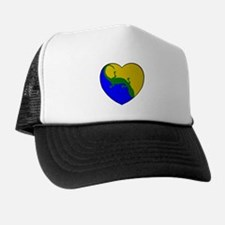 Karma Heart Trucker Hat