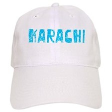 Karachi Faded (Blue) Baseball Cap