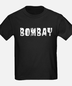 Bombay Faded (Silver) T